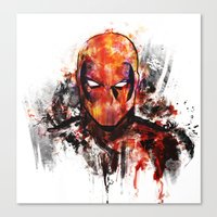 dead one Canvas Print