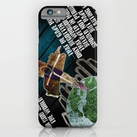 iPhone & iPod Case featuring John 3:16 by NC Stewart