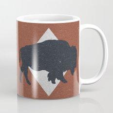 Bison & Blue Mug