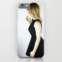 iPhone & iPod Case featuring Girl by Levi Miller