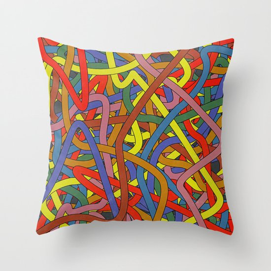 Gobia Knox Throw Pillow