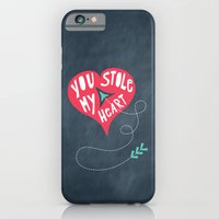 You Stole My Heart iPhone 6 Slim Case