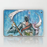 The Reaper Laptop & iPad Skin