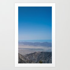 View 3 Art Print
