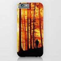 iPhone & iPod Case featuring Conversing with Ancients  by D77 The DigArtisT