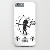 iPhone & iPod Case featuring SORRY I MUST LIVE - DUEL 2 VER B ULTIMATE WEAPON ARROW  by PAUL PiERROt