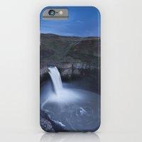 Palouse Falls Moon iPhone 6 Slim Case