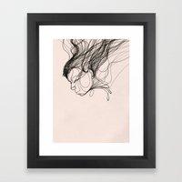 function Framed Art Print