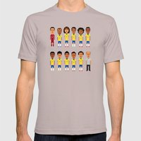 BR 2014 Mens Fitted Tee Cinder SMALL