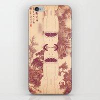 G R R iPhone & iPod Skin