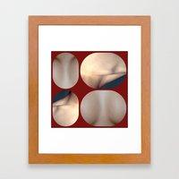 PARTOFABODY Framed Art Print