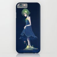iPhone & iPod Case featuring Under the Starry Sky by Moonsia