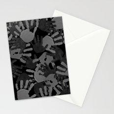 evidence v2: nite camo Stationery Cards