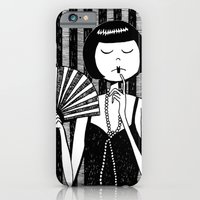 iPhone & iPod Case featuring Ruby Stevens by kate gabrielle