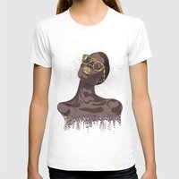 glitter T-shirts featuring Glitter by MessyDesk