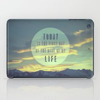 TODAY iPad Case