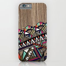 Wood Abstract iPhone 6 Slim Case
