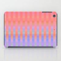 Oh So Stripy iPad Case