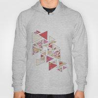 Geometric Mosaic Triangl… Hoody