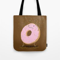 Itchy Donut Tote Bag