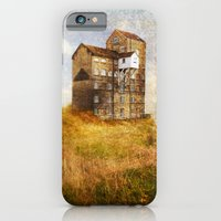 iPhone & iPod Case featuring Old Cotton Mill by Innershadow Photography