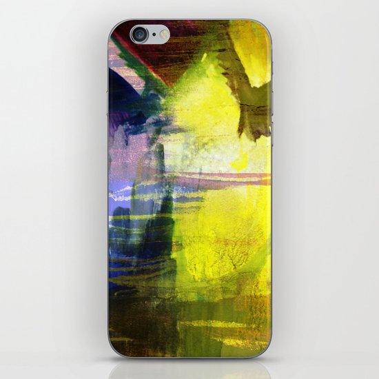 Melted In iPhone & iPod Skin
