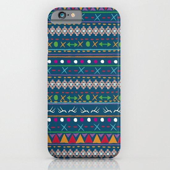 WINTER PATTERN iPhone & iPod Case