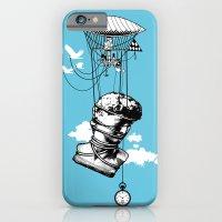 The Skies Are Full Of Strange Things iPhone 6 Slim Case