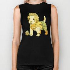 Kurt Russell Terrier - Jack Burton Biker Tank