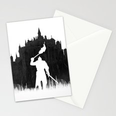 Wandering souls Stationery Cards