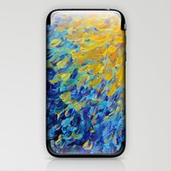 AQUATIC MELODY - Lovely … iPhone & iPod Skin