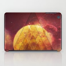 Retro Nebula iPad Case