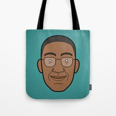 Faces of Breaking Bad: Gustavo Fring Tote Bag
