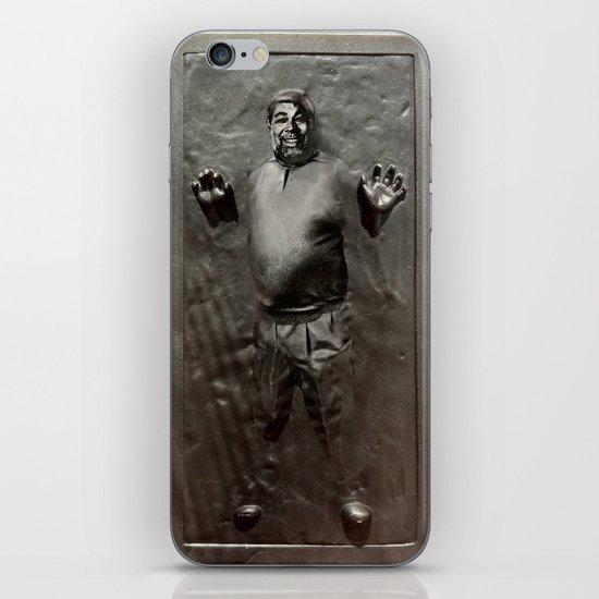 Steve Wozniak in Carbonite iPhone & iPod Skin