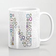 letter N - nailed frames Mug