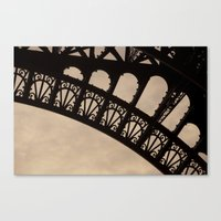 Details, a treat to the eye Canvas Print