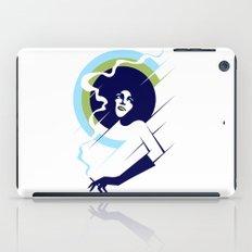 Retropolitan (cool) iPad Case