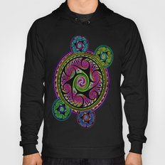Celtic Sphere Knotwork Hoody