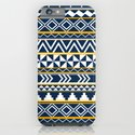 Tribal Pattern 2 iPhone & iPod Case