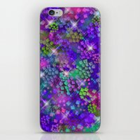 Stained Glass Look Serie… iPhone & iPod Skin