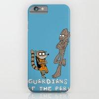 Guardians Of The Park iPhone 6 Slim Case