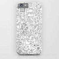 Doodle Do iPhone 6 Slim Case