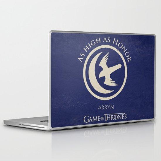 Game 13 Laptop & iPad Skin