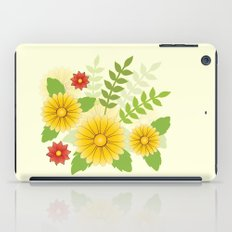 Spring Is Coming iPad Case