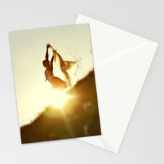 Solar nymph Stationery Cards