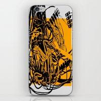 COURTCIRCUIT iPhone & iPod Skin