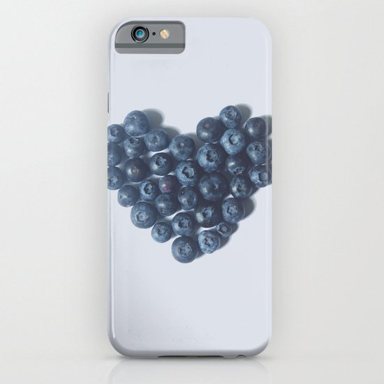 Blueberry Love iPhone & iPod Case