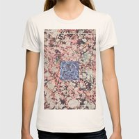 Inner Molecules Womens Fitted Tee Natural SMALL