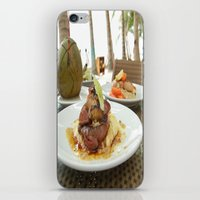 Coconut Delights iPhone & iPod Skin