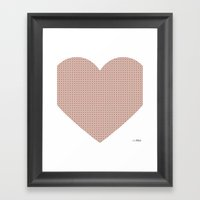 I Love You This Much... … Framed Art Print